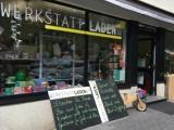 Werkstattladen eröffnet!